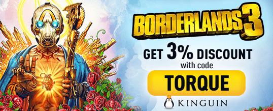 Epic Games EU Key Giveaway for Borderlands 3