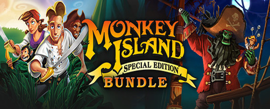 Free Steam Key Giveaway for Monkey Island: Special Edition Bundle