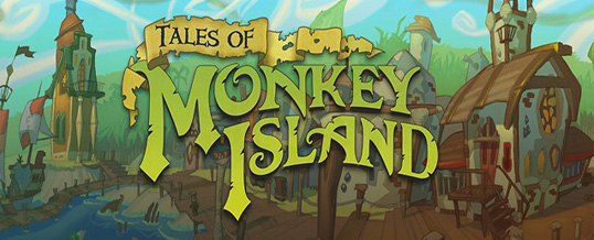 Free Steam Key Giveaway for Tales of Monkey Island
