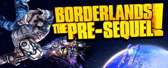 Free Steam Key Raffle for Borderlands: The Pre-Sequel
