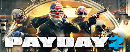 Free Steam Key Giveaway for PAYDAY 2