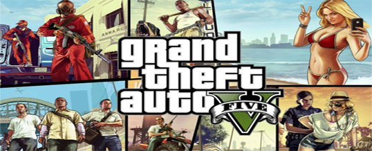 Grand Theft Auto V (GTA5) – Now one week for FREE!!!