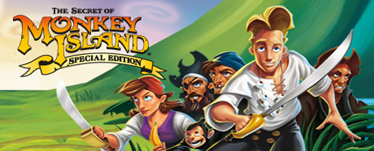 Free Steam Key Giveaway for The Secret of Monkey Island