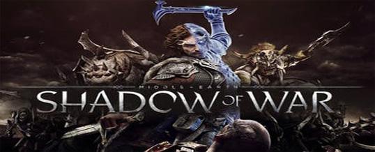 Free Steam Key Raffle for Middle-earth™: Shadow of War™