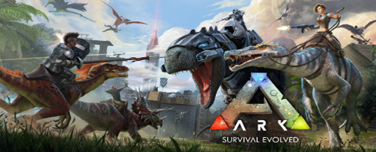 Free Game on Epic Store ARK: Survival Evolved