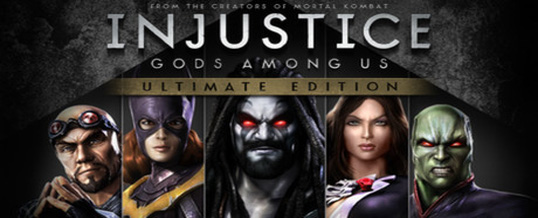 Free Steam Game: Injustice: Gods Among Us Ultimate Edition