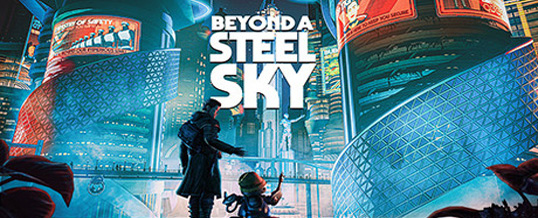 Free Steam Key Giveaway for Beyond a Steel Sky