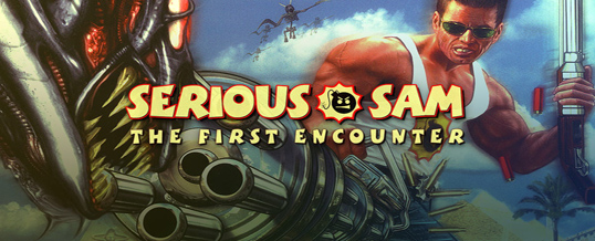 Serious Sam: The First Encounter – FREE for a limited time!
