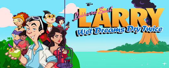 Free Steam Key Giveaway for Leisure Suit Larry – Wet Dreams Dry Twice