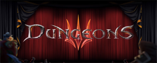 Free Game on Epic Store:  Dungeons 3
