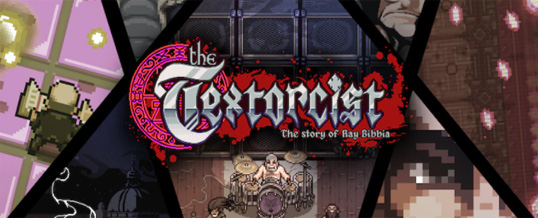 Free Game on Epic Store: The Textorcist