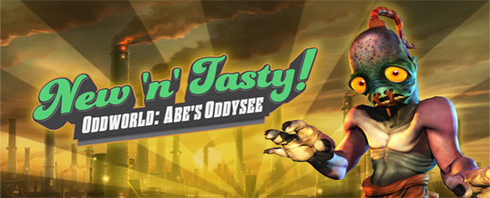 Free Game on Epic Store: Oddworld: New 'n' Tasty