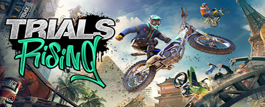 Free Game: Trials Rising – Standard Edition