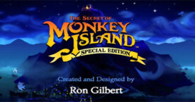 """Free Steam Key Giveaway for """"The Secret of Monkey Island: Special Edition"""""""
