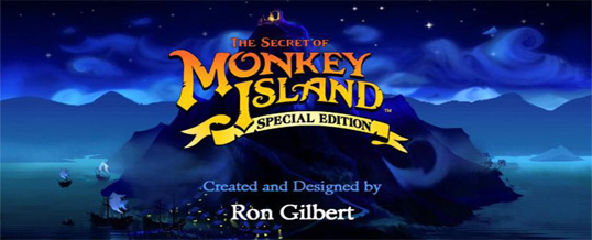 "Free Steam Key Giveaway for ""The Secret of Monkey Island: Special Edition"""