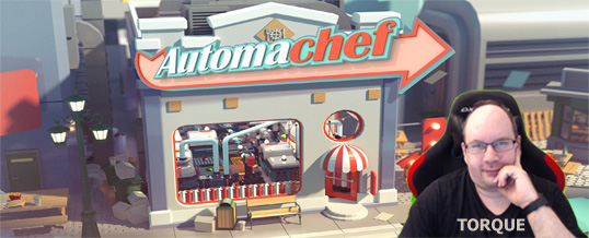 Free Game on Epic Store: Automachef