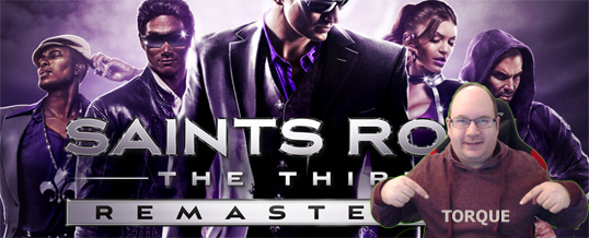 Free Game: Saints Row®: The Third™ Remastered