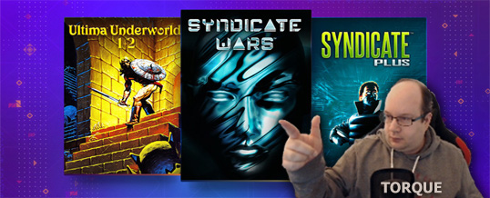 FREE Games: Syndicate and Ultima Underworld