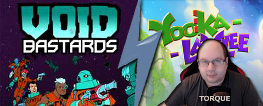 Free Games on Epic Store: Void Bastards and Yooka-Laylee