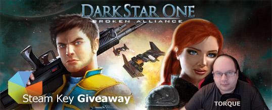 Free Darkstar One – Steam Key