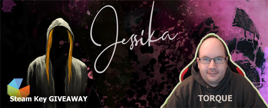 Free Steam Game Giveaway: Jessika