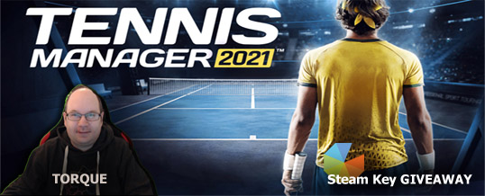 Free Steam Game Giveaway: Tennis Manager 2021